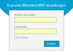 Acceso Miembro MEP