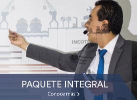 Paquete Integral MEP