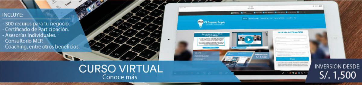 Aula Virtual MEP Escuela de Emprendedores