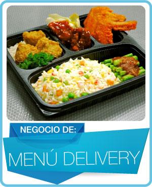 programas menu delivery