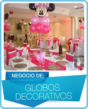 programas globos decorativos