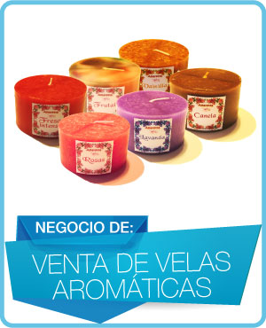programas venta de velas aromaticas