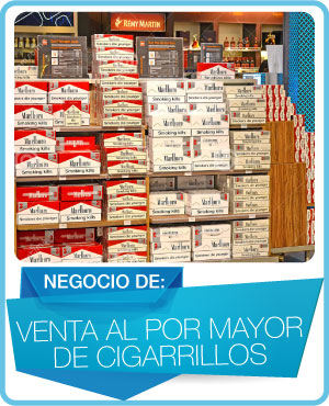 programas venta por mayor de cigarrillos