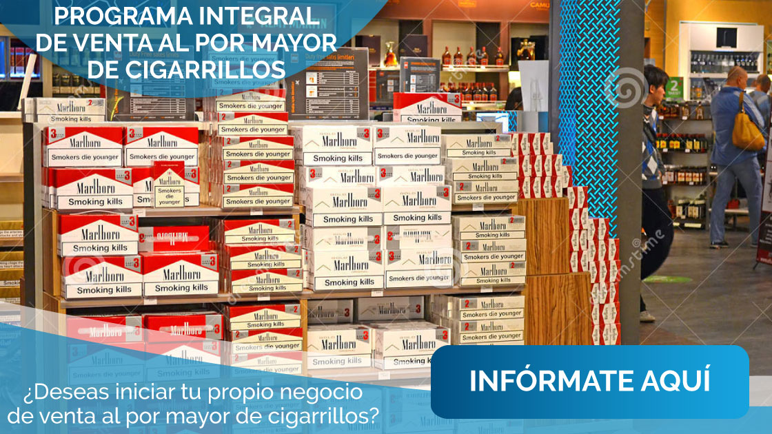 Venta de cigarrillos - MiEmpresaPropia 897d6322bbafd
