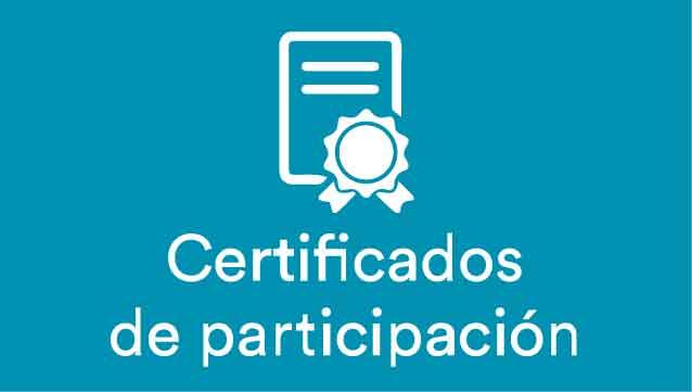 Certificados de Participación para emprendedor
