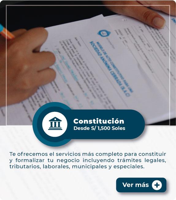 MEP: Constitución