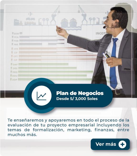 MEP: Plan de negocios
