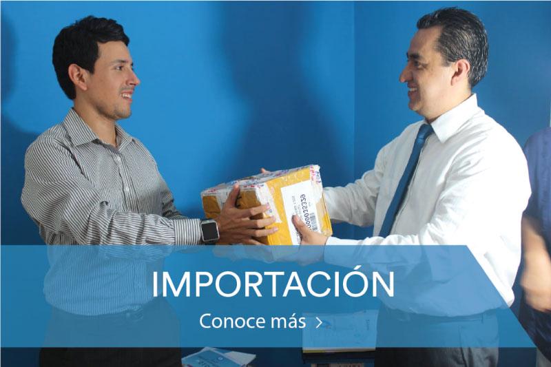 Programa de Importación - Escuela de emprendedores