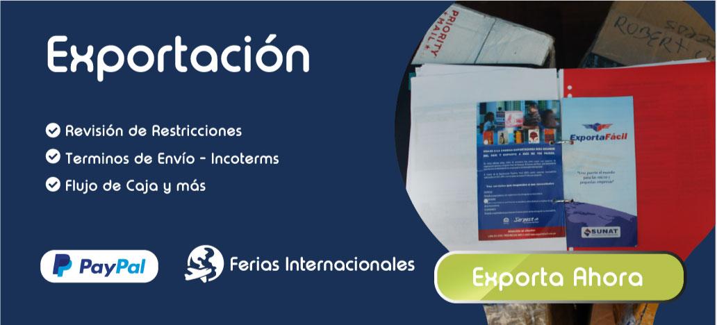 MiEmpresaPropia: Programa para nuevos exportadores