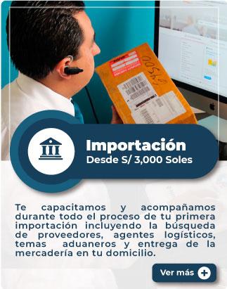 MiEmpresaPropia: Programa para nuevos importadores