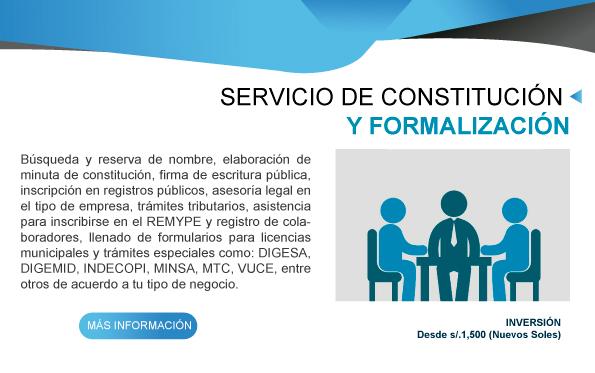 Servicio-Constitución